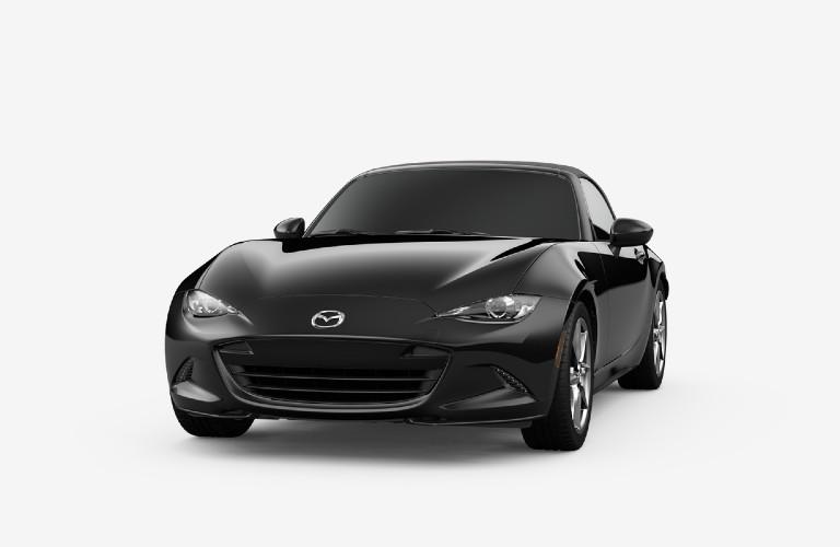 2020 Mazda MX-5 Miata Jet Black Mica