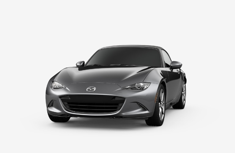 2020 Mazda MX-5 Miata Machine Gray Metallic
