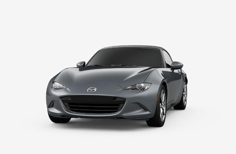 2020 Mazda MX-5 Miata Polymetal Gray Metallic