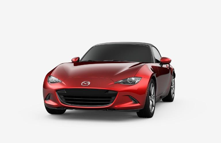 2020 Mazda MX-5 Miata Soul Red Crystal Metallic