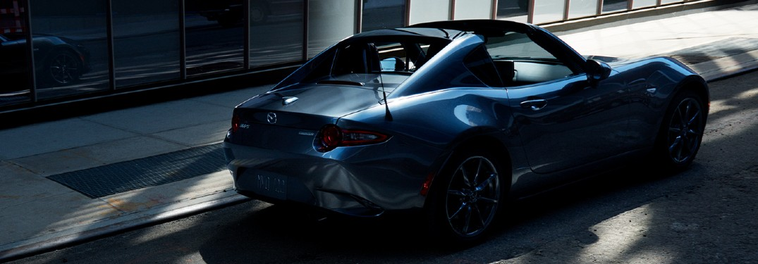 2020 Mazda MX-5 Miata RF is available in 7 gorgeous color options