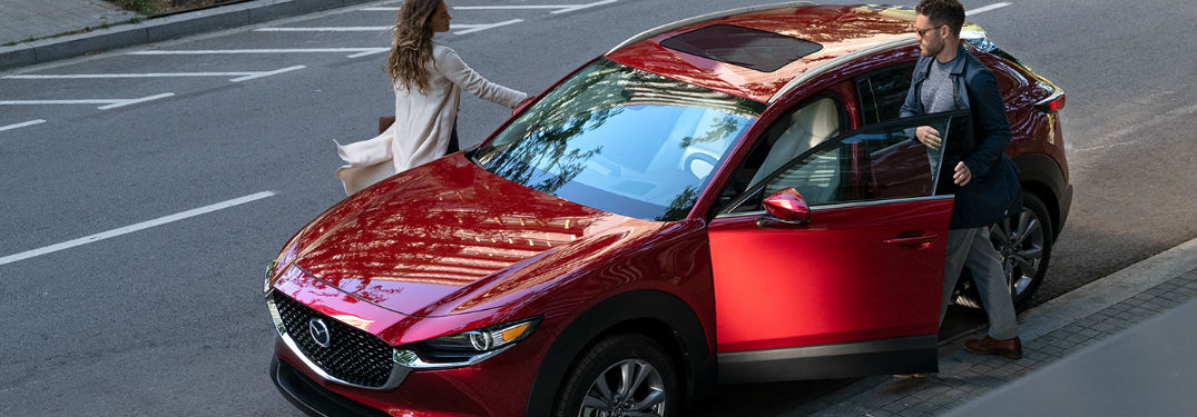 2020 Mazda CX-30 offers all the technology and comfort features a driver needs