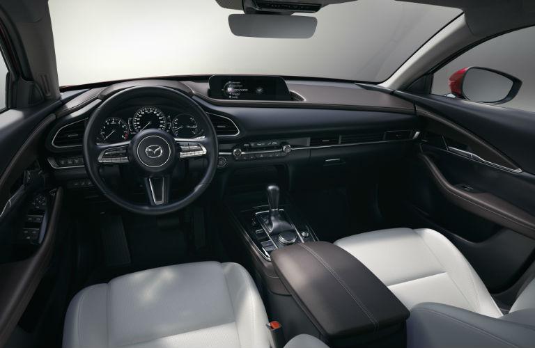 2020 Mazda CX-30 front passenger seats