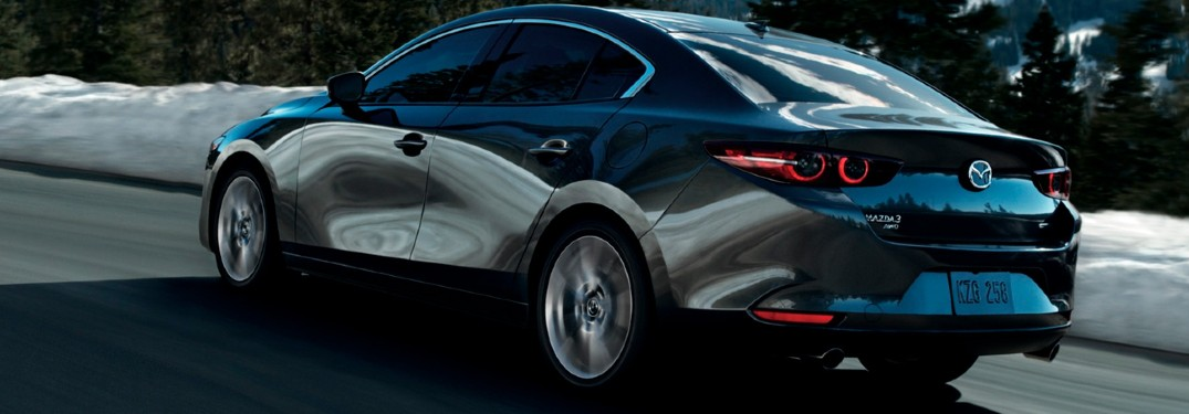 2021 Mazda3 Sedan offers a lengthy list of technology and comfort features