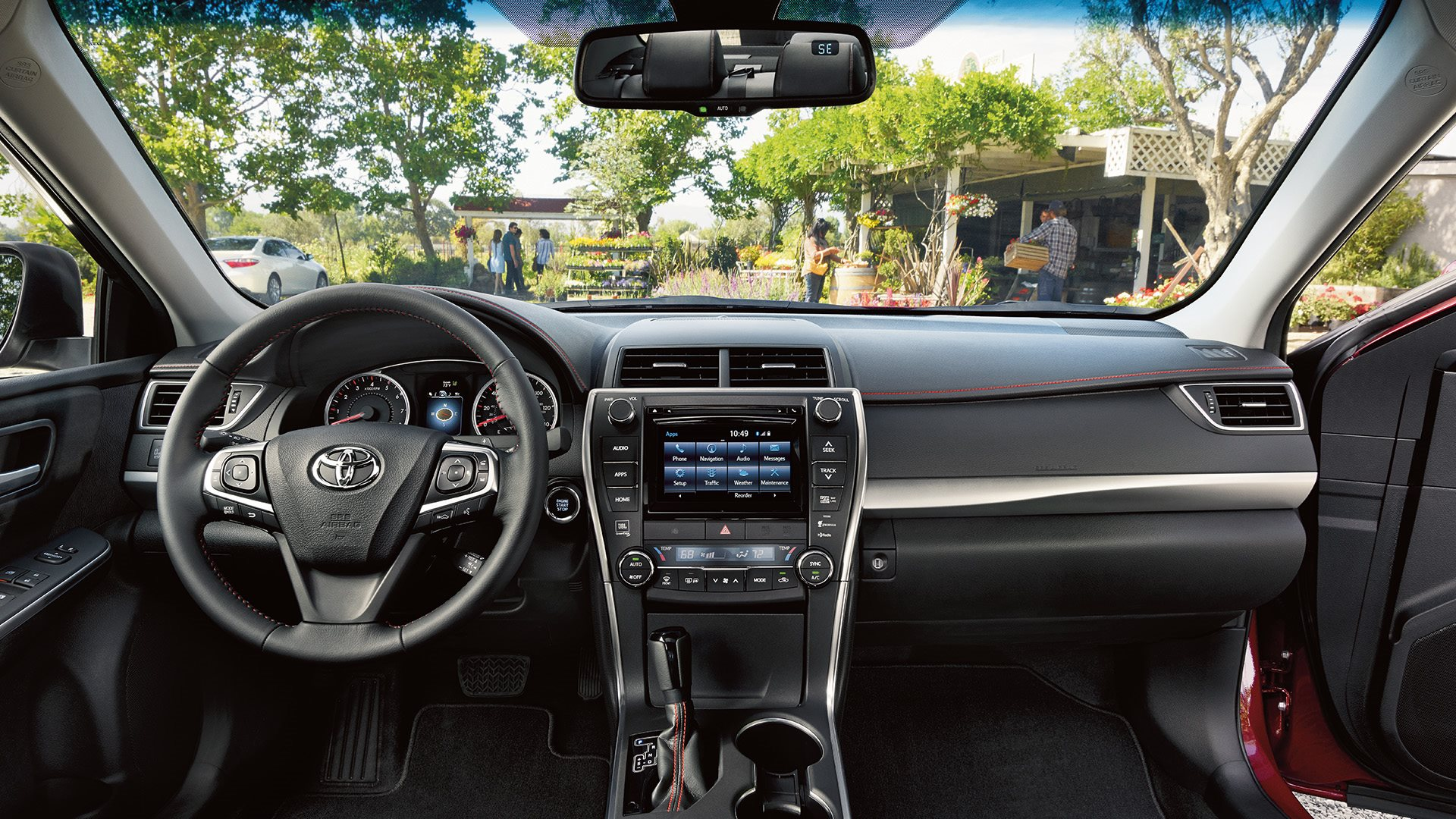 Discover the 2017 Camry at Andrew Toyota.