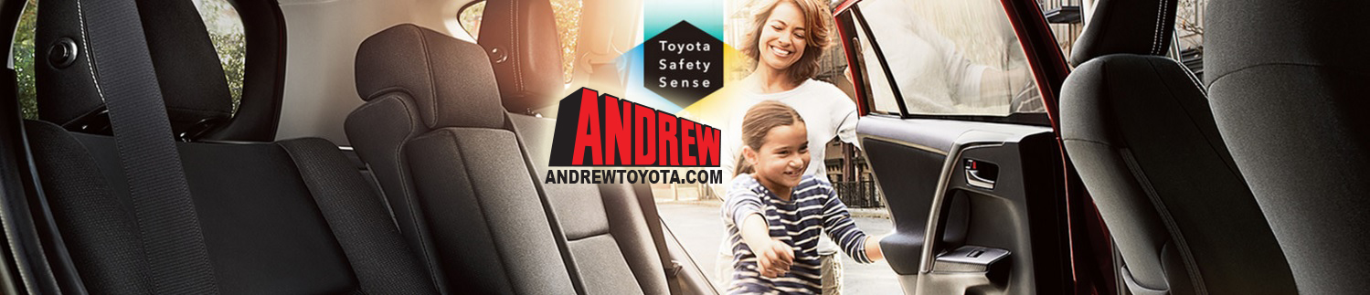Learn about Toyota Safety Sense.