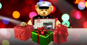 Toys For Tots at Andrew Toyota