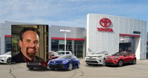 Andrew Schlesinger, President of Andrew Automotive Group, has announced the appointment of Kevin Burgher as General Manager of Andrew Toyota. With more than 24 years of experience in the automotive industry, Burgher brings leadership experience and a dedication to the highest levels of customer service to his new role within Andrew Automotive.