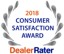 Andrew Toyota is among the top auto dealers in the U.S that demonstrate excellent customer service, as rated by online consumer reviews.