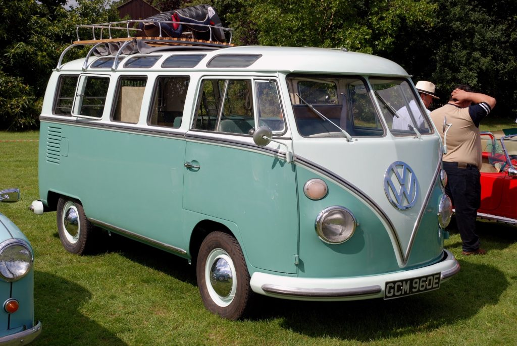 The VW Bus: Sophomore Smash