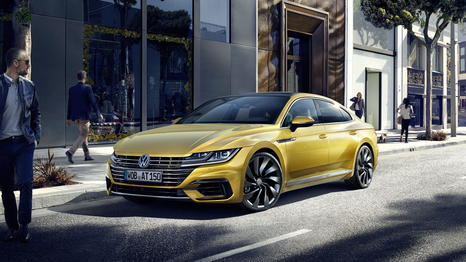 All New 2019 VW Arteon