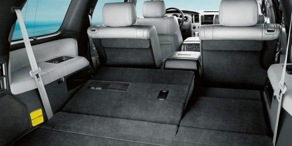 Which used full sized SUVs provide the most interior space