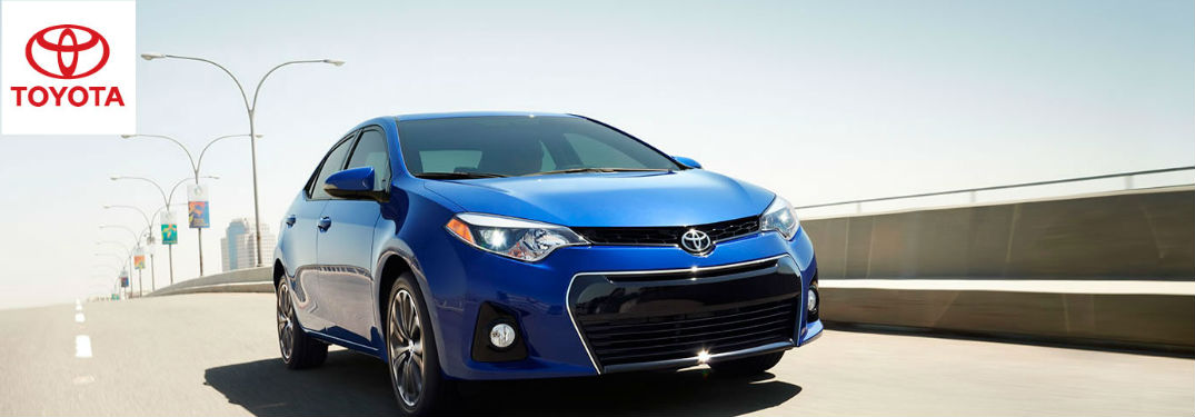 Top-notch fuel economy rating of used Toyota Corolla helps make it a top pick for compact sedan