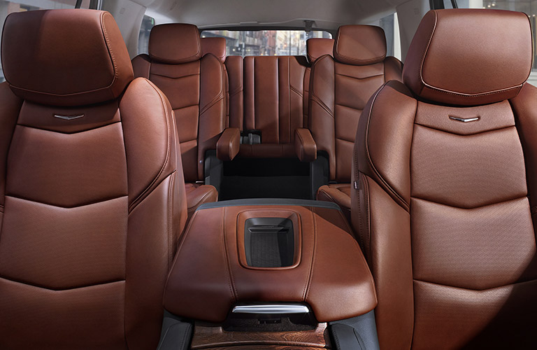 Cadillac Escalade Gives Used SUV Shoppers The Passenger And Cargo Space  They Need » Used Cadillac Escalade Interior Passenger Space