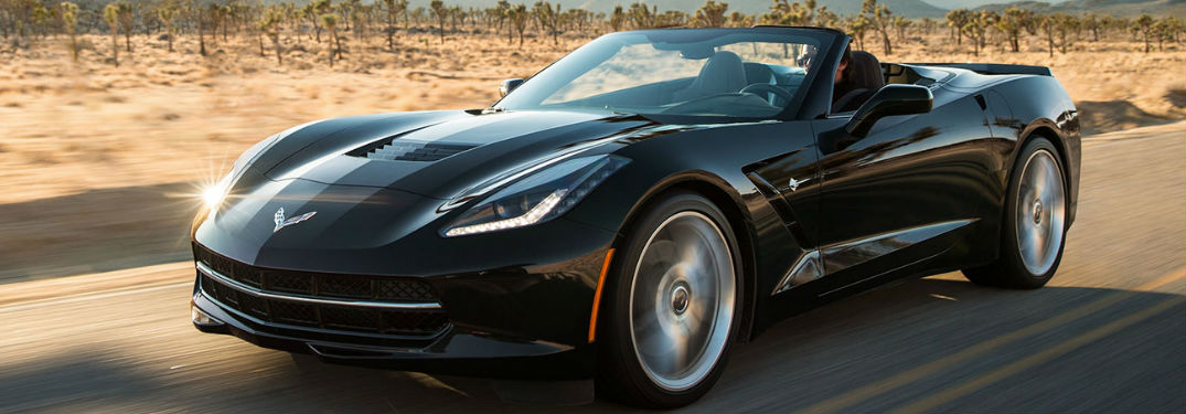 6 Dazzling Instagram photos that show off the iconic look and style of the famous Chevy Corvette