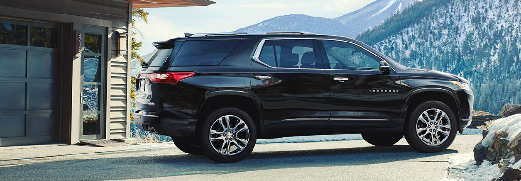 Chevy Traverse earns impressive safety rating thanks to long list of innovative features