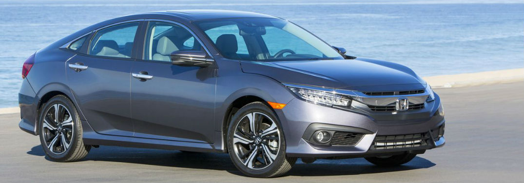 2018 Honda Civic side profile