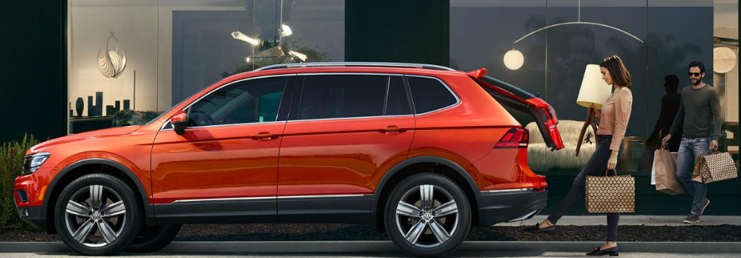 Superior list of features and options helps make Volkswagen Tiguan a top pick for new crossover