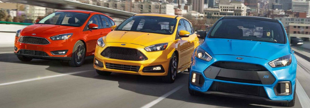 OkCarz highlights the sporty looks and style of the Ford Focus on Instagram