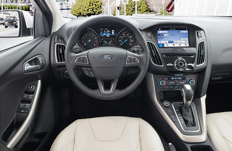 Ford Focus Technology Features And Options Okcarz