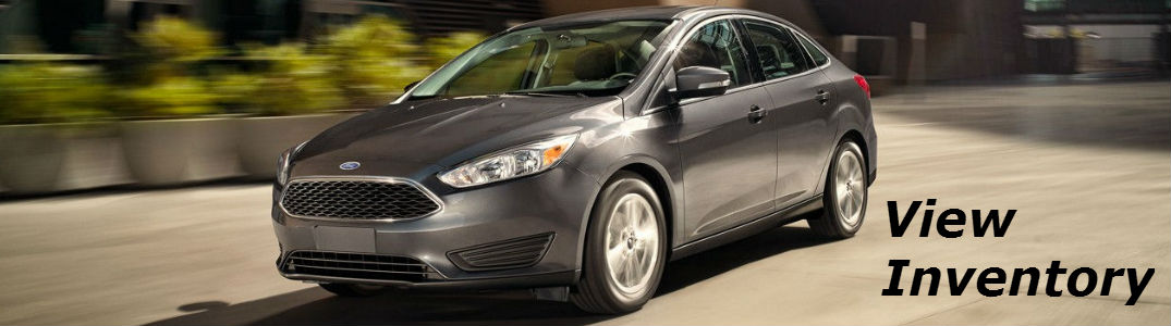 Ford Focus front and side profile