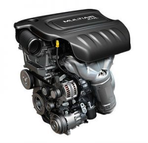 Dodge Dart 2.4-liter 4-Cylinder engine