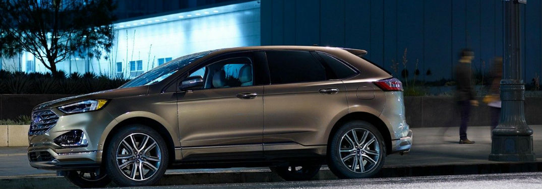 6 Amazing photos of the sporty Ford Edge crossover SUV on Instagram