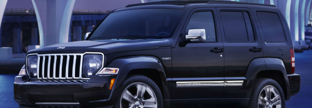 Strong list of safety features in Jeep Liberty help make it a top pick for used crossover SUV