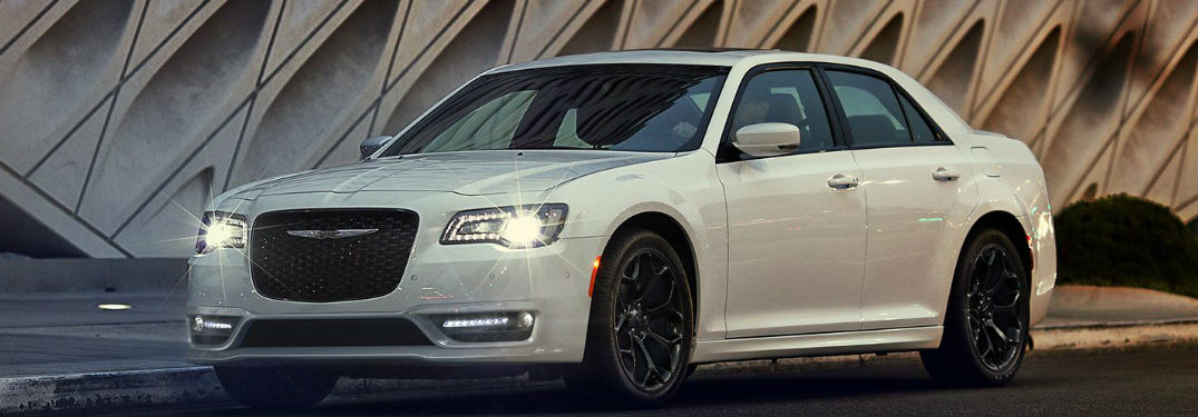 Long list of high-tech features gives Chrysler 300 a top safety rating