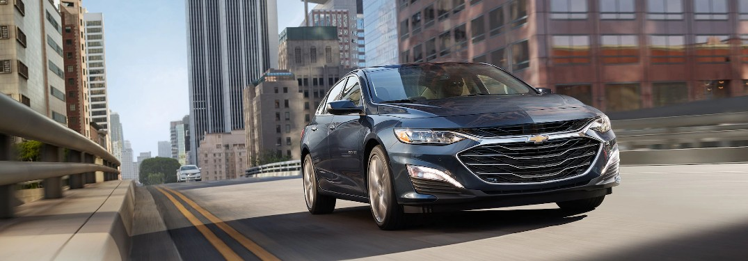 Innovative Safety Technology in the Pre-Owned Chevrolet Malibu