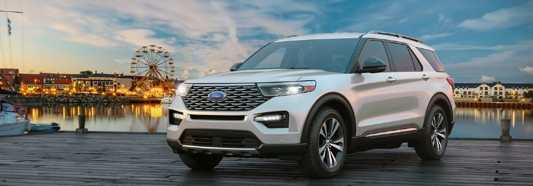 Top 6 Pictures of the Ford Explorer SUV on Instagram