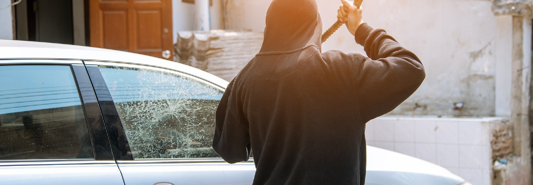 What to Do if Your Vehicle Was Broken Into