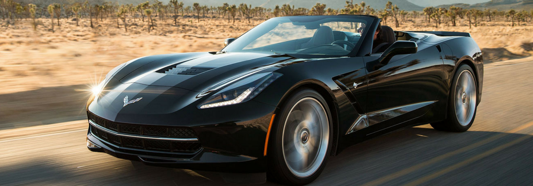 ... 2018 Chevy Corvette Stingray