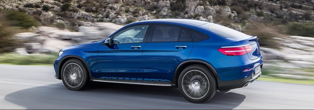 What Colors Does the Mercedes-Benz GLC Come In?
