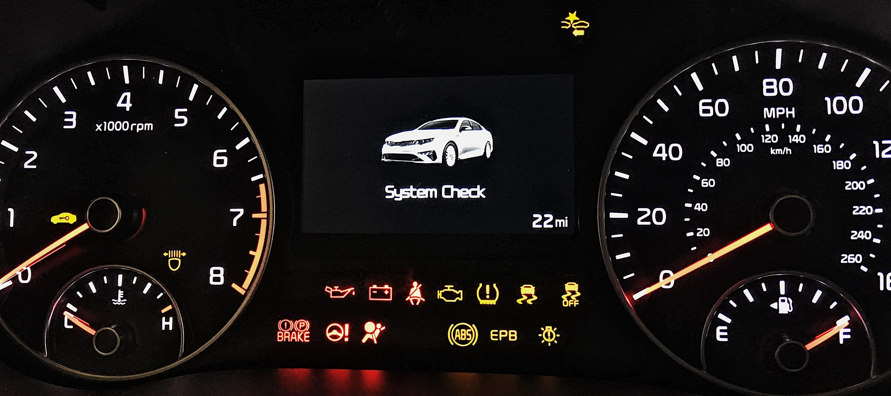 15 Car Dashboard Warning Lights: What do they mean? - Matt Blatt Kia