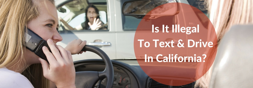 distracted driving law texting smartphone california concord kia