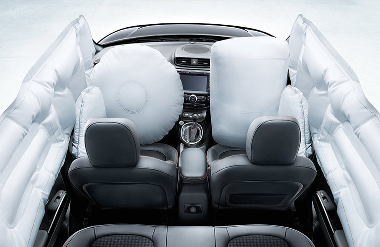 Air bags deploying in 2018 Kia Soul