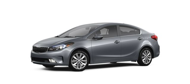 2018 Kia Forte in Phantom Gray