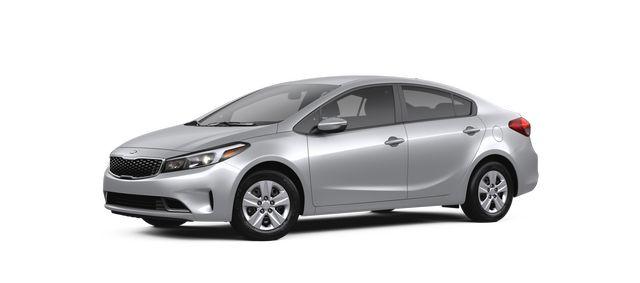2018 Kia Forte in Silky Silver