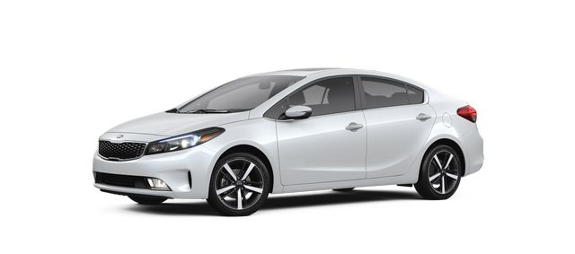 2018 Kia Forte in Snow White Pearl
