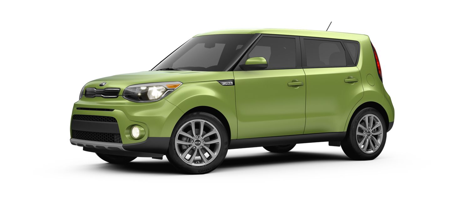 2019 Kia Soul Alien 2 side view