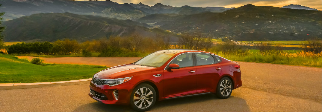 2019 Kia Optima engine performance