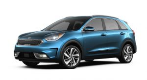 2019 Kia Niro Deep Cerulean Exterior Color Option