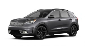 2019 Kia Niro Platinum Graphite Exterior Color Option