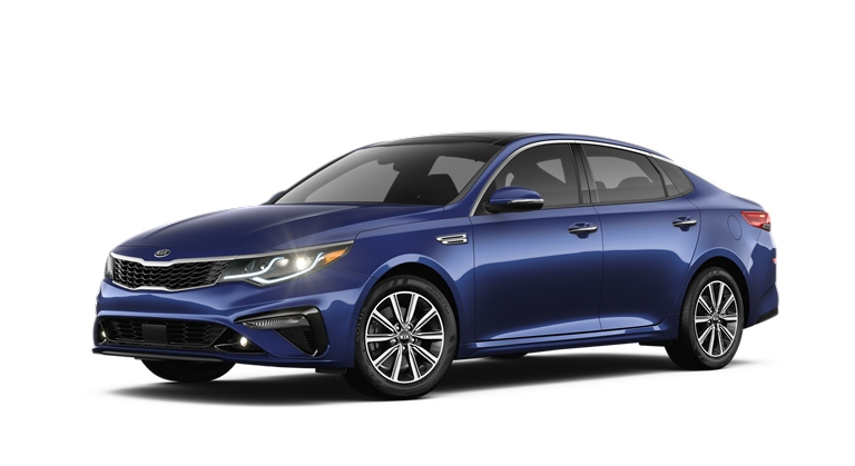 2019 Kia Optima EX Trim Level
