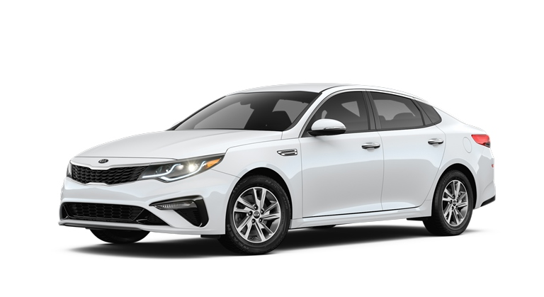 2019 Kia Optima LX Trim Level