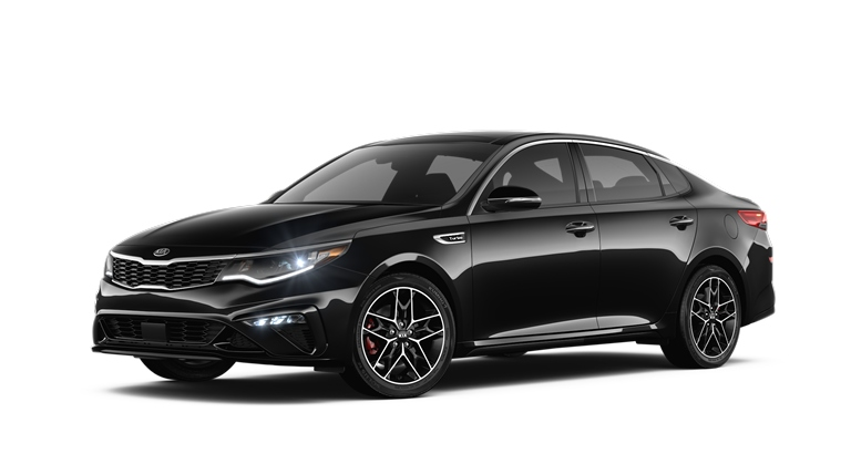 2019 Kia Optima SX Trim Level