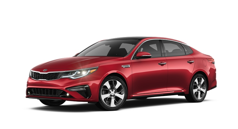 2019 Kia Optima S Trim Level