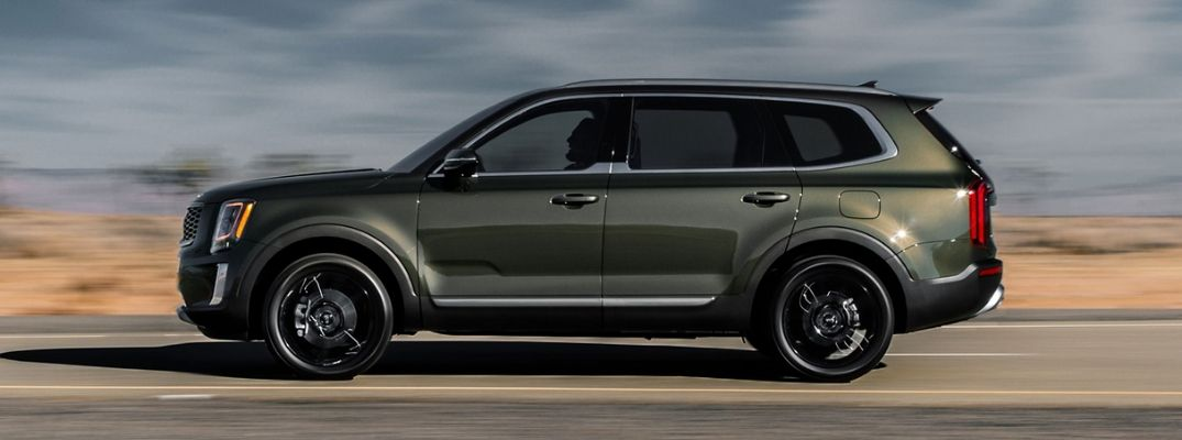 Does the 2020 Kia Telluride Offer High Engine Performance Output?