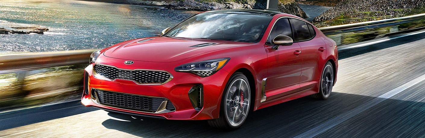 What Top Speed is Offered by the 2019 Kia Stinger?